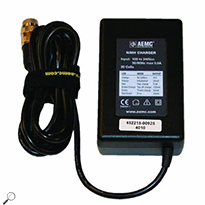 AEMC 2136.79 Replacement 110 to 240V Battery Charger for DTR Model 8510