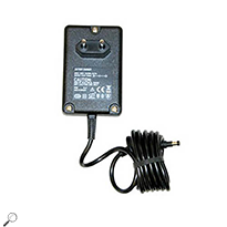 AEMC 2140.38 220V Power Adapter for use with Model 8230