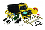 AEMC 6472 KIT-300FT (2135.53) MultiFunction Ground Resistance Tester with 300 ft Leads