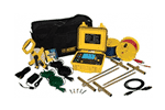 AEMC 6472 KIT-500FT (2135.54) MultiFunction Ground Resistance Tester, with 500 ft Spool