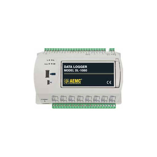 AEMC DL-1080 (2134.61) 8- 16-Channel Data Logger, w/out LCD ...