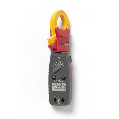 Amprobe ACD-20SW 600V/400A AC Auto/Manual Swivel Clamp Meter with Voltect NCV Dectector