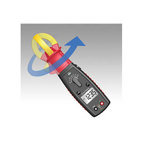 Amprobe ACD-21SW 600V/400A AC Auto/Manual Swivel Clamp Meter with Temperature and Voltect (Swivel)