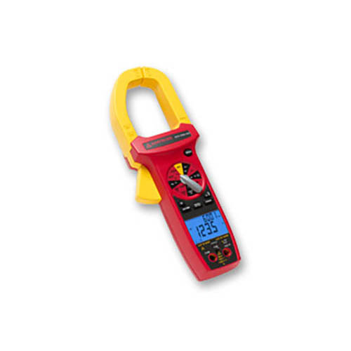 Amprobe ACD-3300 IND 750VAC/1000VDC/1000A TRMS Industrial Clamp Meter with Temperature, CAT IV Rated (Front)