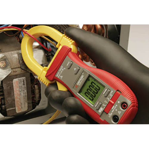 Amprobe ACD-6 PRO 600V/1000A Auto/Manual Ranging AC Clamp Meter with Audible Continuity and Case (In Action)