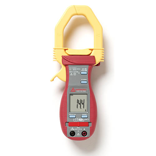 Amprobe ACDC-100 600V/800A AC/100A DC Auto/Manual AC/DC Clamp Meter with Audible Continuity