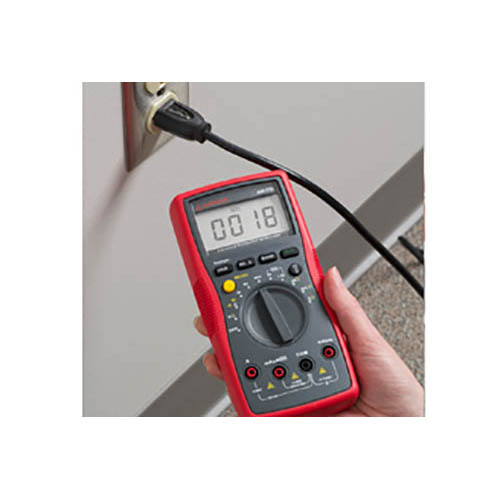 Amprobe AM-510 Auto/Manual Ranging Commercial/Residential Digital Multimeter w/ Voltect NCV Detector (In Action 2)