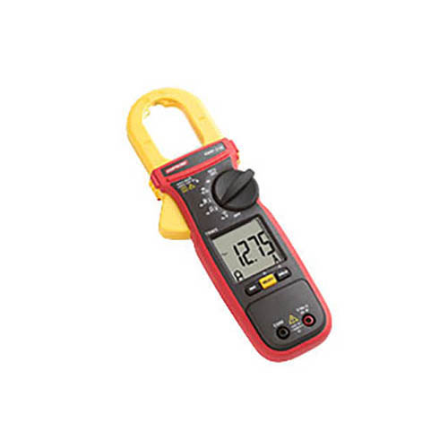 Amprobe AMP-210 600V/600A True-RMS AC Clamp Multimeter with Amp-Tip, CAT III Rated (Front)