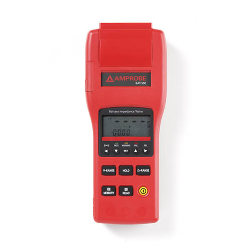 Amprobe BAT-500 Battery Impedance Tester up to 40V with RS232 PC Interface