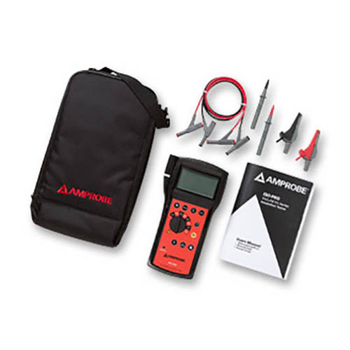 Amprobe ISO-PRO Telaris Series Insulation Tester (With Accessories)