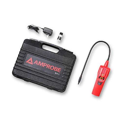 Amprobe RLD-1 Refrigerant Leak Detector with Carry Case and Accessories (With Accessories)