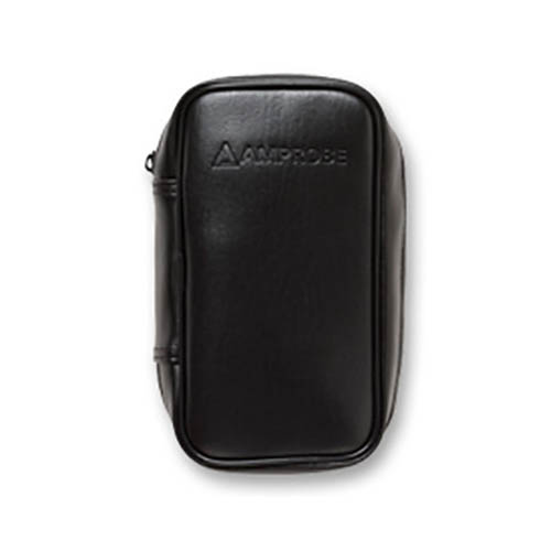 Amprobe VC221B Padded Vinyl Carrying Case for Full Size Meters, 8.5 x 4.5 x 2.5
