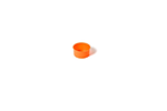 Atrix AVPA004 Large Exhaust Filter Plug for the Omega-Series Vacuums, Orange