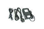 Atrix BPCHG Replacement Charger with US, UK, EU Cords, 110 - 220 V