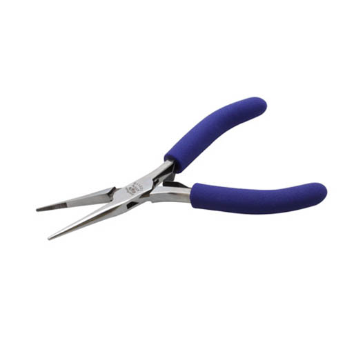 Click for larger image of the Aven 10311S Chain Nose Pliers, 5