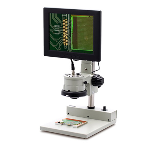 Aven Tools 26700-104-00 Macro View All-in-One Scope with 10 in. LCD Monitor and Pole Stand