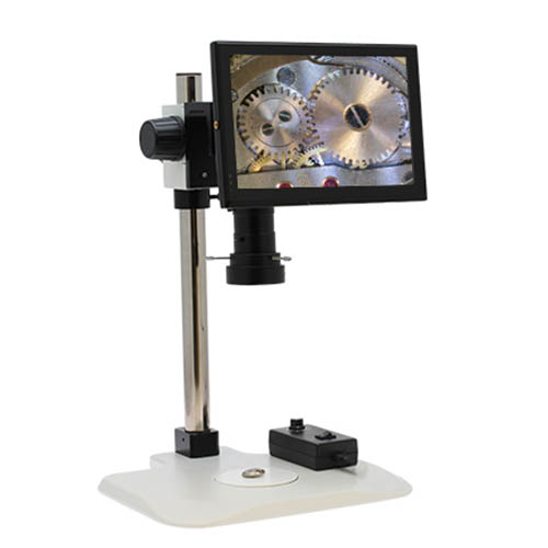 Click for larger image of the Aven 26700-107-10 Macro Vue HD Video Inspection System with Standard Stand
