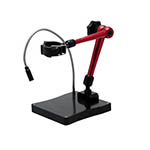 Click for larger image of the Aven Tools 26700-312-LED 3D Stand for Digital Microscopes and Cameras