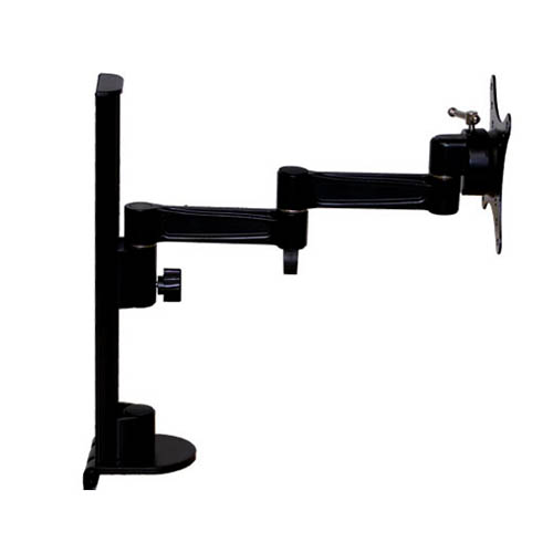 Click for larger image of the Aven 26700-411 LCD Monitor Mount, 542 Series, Post Height 12-inch