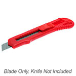 Click for larger image of the Aven Tools 44254 7-Point Snap Off Blade for Technik K-13 Knife, Pack of 100