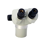 Click here for a larger image - Aven DSZ-70 Binocular Stereo Zoom Microscope Body, 20x to 70x zoom with 10x eyepieces