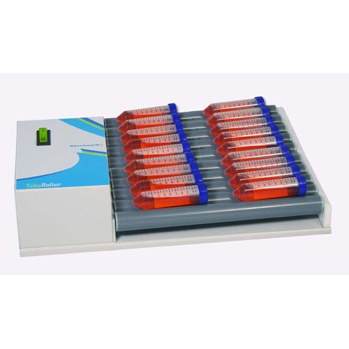 Benchmark Scientific R3010 TubeRoller with 10 rollers with gentle up/down motion, 115V