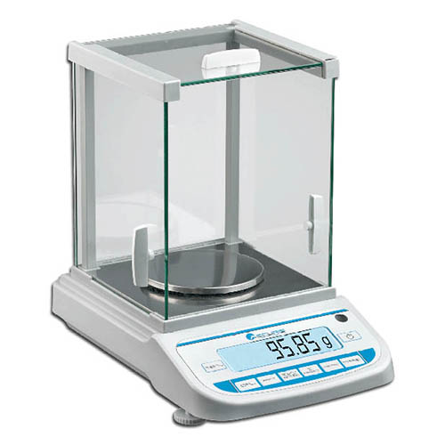 Benchmark Scientific W3200-320-E Accuris Precision Balance, 320g, Readability: 0.001g, 230V plug