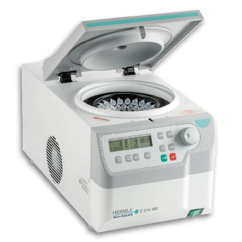 Benchmark Scientific Z216-MK Refrigerated High Speed Microcentrifuge