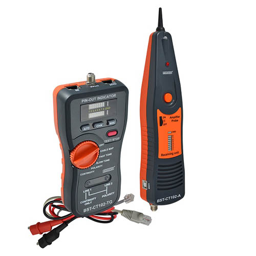 Besantek BST-CT102 Professional Multi-Purpose Cable Tester and Cable Tracer