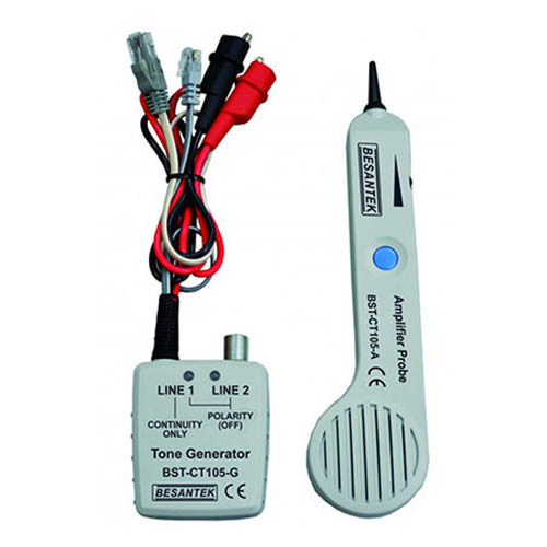 Besantek BST-CT105 Cable Tracer, RJ11 and RJ45