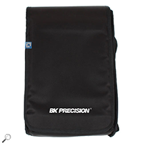 BK Precision LC2650A Soft Carrying Case for Models 2650A/2652A/2658A