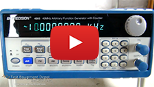 BK Precision 4085 Programmable DDS<br>Function Generator