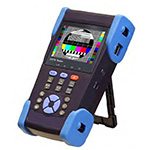 Click here for a larger image - ByteBrothers VTX455 Camera Wizard II CCTV & IP Camera Tester with 3.5 in. LCD Display