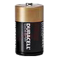 Duracell MN1300 Alkaline Size D 1.5V - Click here for product information page