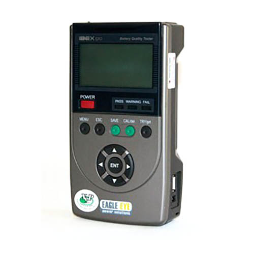 Eagle Eye IBEX-PRO Portable Resistance Battery Tester (Body Only)
