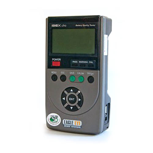 Eagle Eye IBEX-ULTRA Portable Resistance Battery Tester (Body Only)