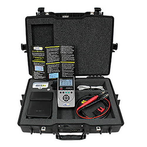 Eagle Eye IBEX-ULTRA Intelligent Portable Battery Tester Kit with Serial Communication Software