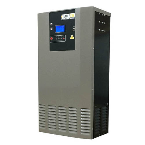 Eagle Eye MP-48-100 MP-1000 Series 3-Phase Modular Battery Charger 48V/100A Output, 480V/10.7A Input