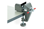 "Eclipse 900-049 (PD-374) 1.57"" Max Opening Vise for Home and Professional Use, Clamps Up to 1.1"" / 28mm"
