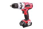 "Eclipse 902-492 20V Cordless Drill, Heavy Duty, with 1/2"" Keyless Metal Chuck"