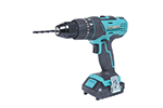 Eclipse PT-1801A 19,200 IPM 18V Li-Ion Impact Cordless Driver with Drill Bits and Parts, Quick Charging, Eco-Friendly Battery, Magnetic Bits Holder