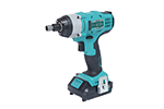 Eclipse PT-1802A 3,000 IPM 18V Li-Ion Impact Cordless Driver with Drill Bits and Parts, Quick Charging, Eco-Friendly Battery, Magnetic Bits Holder