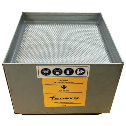 EDSYN XF2503 Gas Filter for FX225, and FX300 Fume Extraction Systems