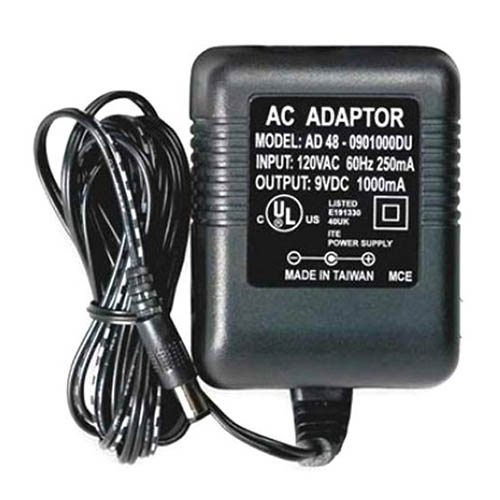 Click for larger image of the Extech 153220 230 Volt Adaptor For 380193