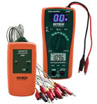 Click here for a larger image - Extech CT40 CT40 16 Line Cable Identifier/Tester Kit Transmitter/Receiver