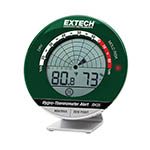 Click here for a larger image - Extech RH35 Desktop Radar Hygro-Thermometer Alert Monitors Humidity, Temperature, and Dew Point