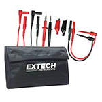 Click here for a larger image - Extech TL809 Electronic Test Lead Kit 8-piece Test Lead Kit Ideal for Testing Digital Circuitry
