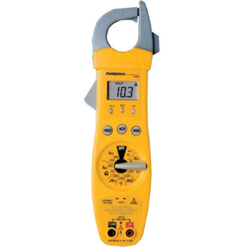 The Best Hvac Clamp Meter : Fieldpiece sc manual ranging clamp meter with