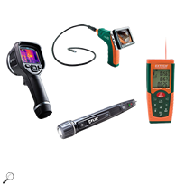 Flir 63902-GCT Contractor Pro Troubleshooting Package; E6, BR250, DT300, and more