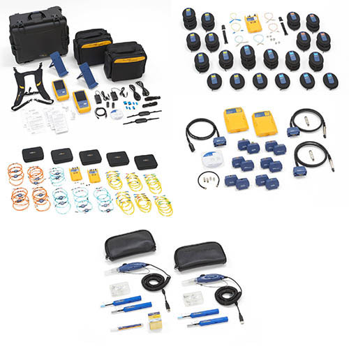 Fluke Networks DSX2-8000-PRO-NW/GLD Versiv 2 CableAnalyzer Professional Kit with Disabled Wi-Fi